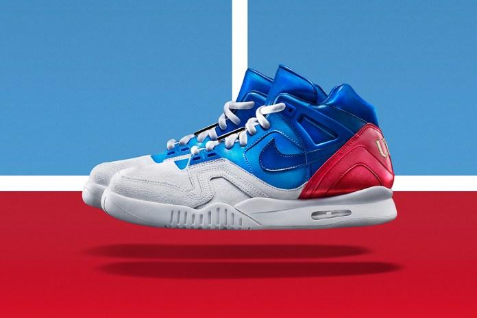 "Nike Air Tech Challenge II ""U.S. Open"""