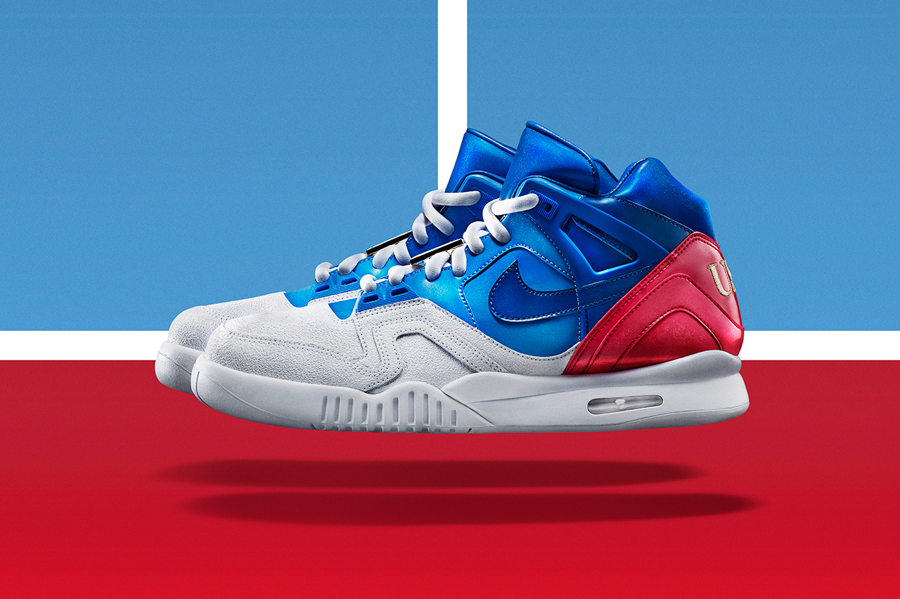 "Nike Air Tech Challenge II ""U.S. Open"""