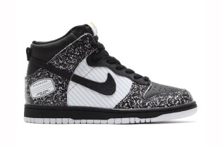 "Nike Dunk High Premium QS ""Back to School"""