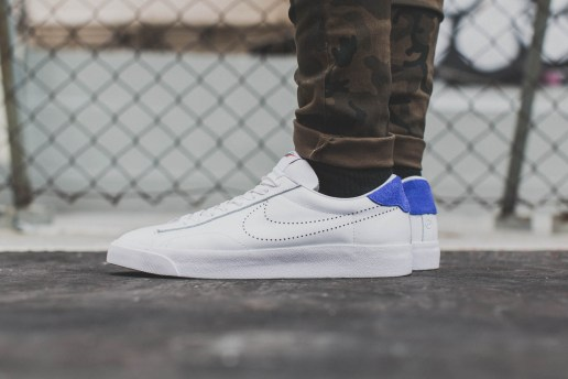 A Closer Look at the fragment design x Nike Tennis Classic SP