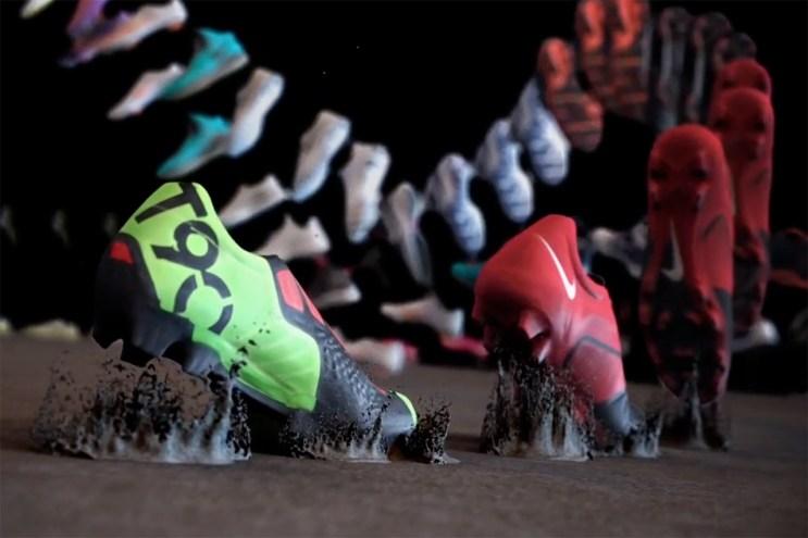 "Nike ""Genealogy of Innovation"" Video"