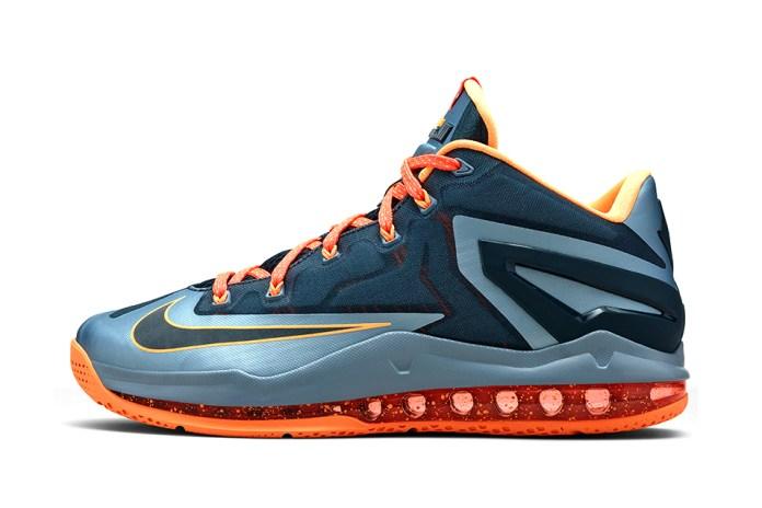 "Nike LeBron 11 Max Low ""Magnet Grey"""