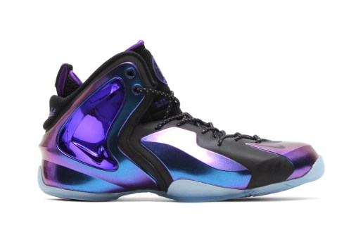 "Nike Lil Penny Posite ""Eggplant"""