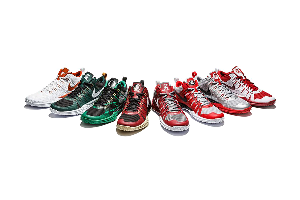 "Nike Lunar TR1 ""Week Zero"" Collection"