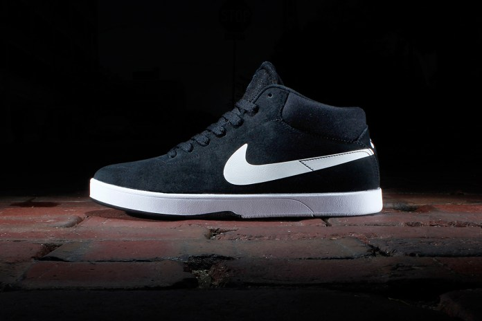 Nike SB Eric Koston Mid Black/White