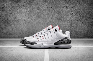 Nike Unveils the NikeCourt Zoom Vapor AJ3 by Jordan
