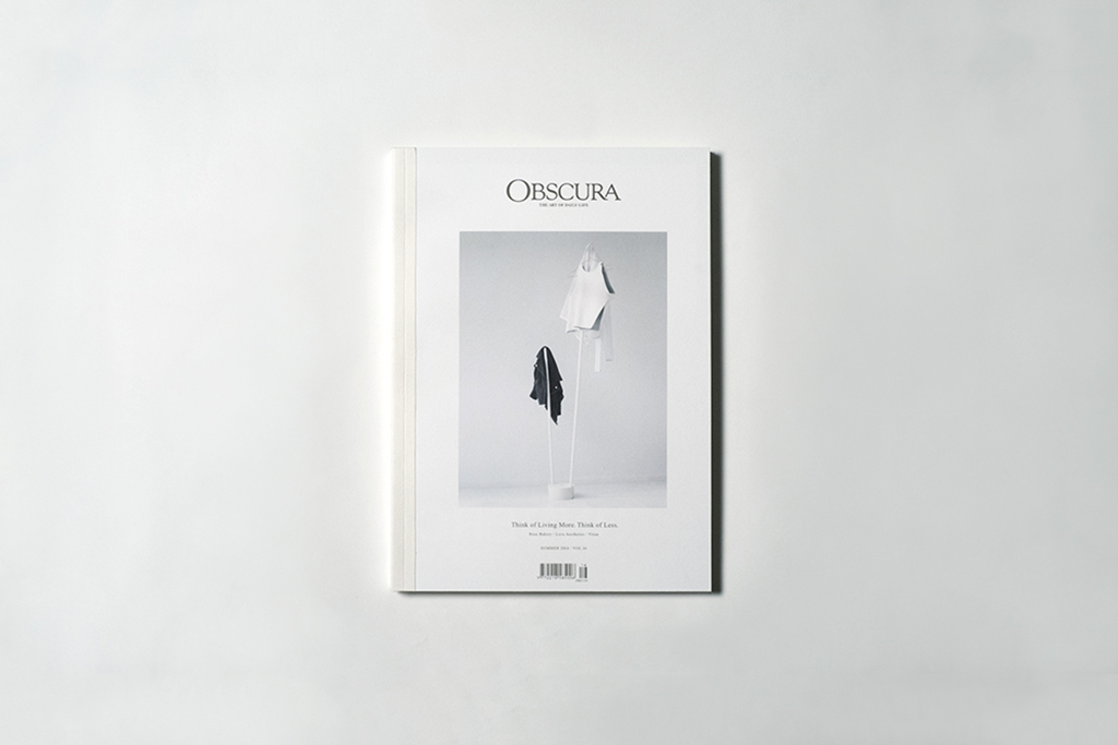 Obscura Magazine 2014 Summer Issue 16