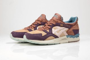 "Offspring x ASICS x Onitsuka Tiger 2014 Summer ""Desert"" Pack"