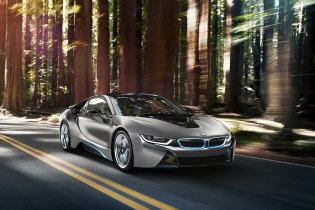 BMW i8 Concours d'Elegance Special Edition to be Auctioned Off