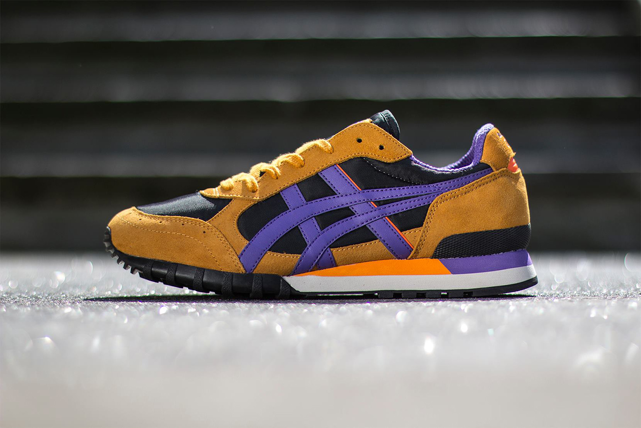 onitsuka tiger colorado 85 black ultra violet