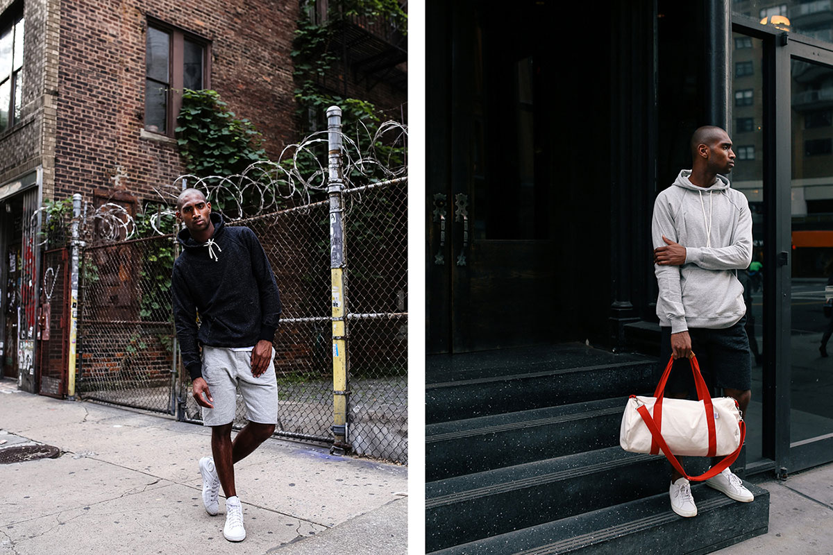 "ONLY NY ""Authentic French Terry"" Capsule Collection"