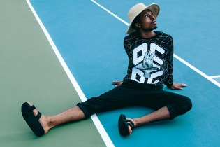 Opening Ceremony 2014 Fall Editorial featuring Raury by Wish