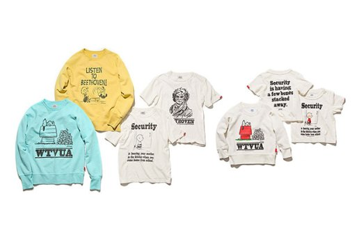 Peanuts x WTAPS Collection