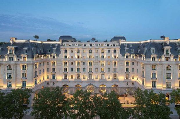 Inside the Peninsula Paris by Peninsula Hotels