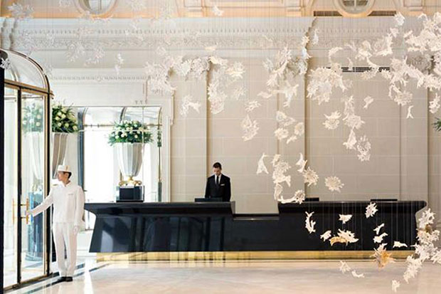 inside the peninsula paris by peninsula hotels