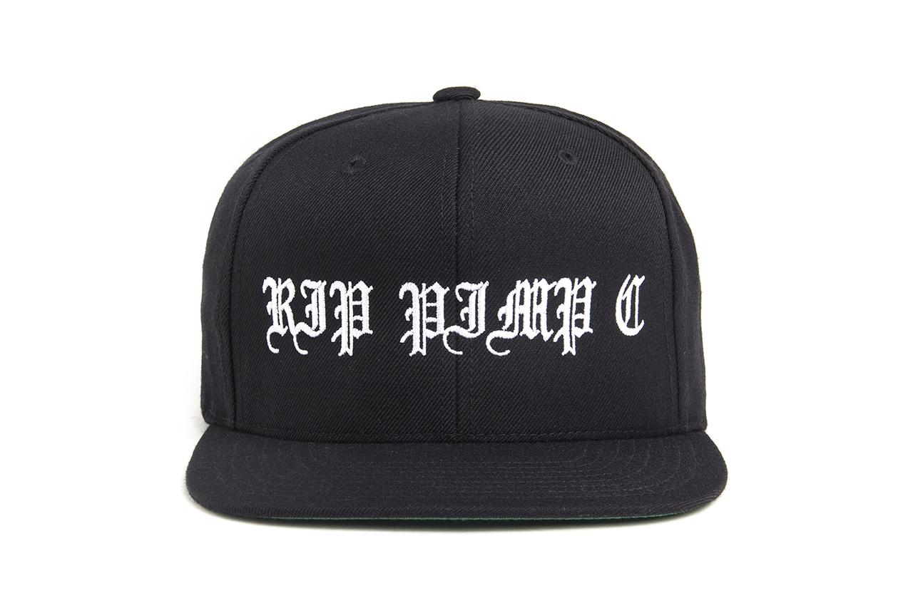 Pimp C x Black Scale 2014 Collection