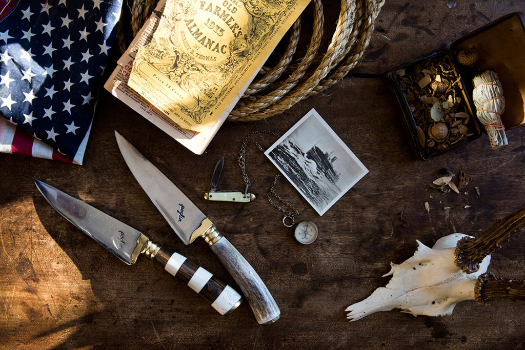Poliga&Co Handcrafted Knives