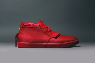 POLLS: Are All-Red Shoes Starting to Get Played Out?