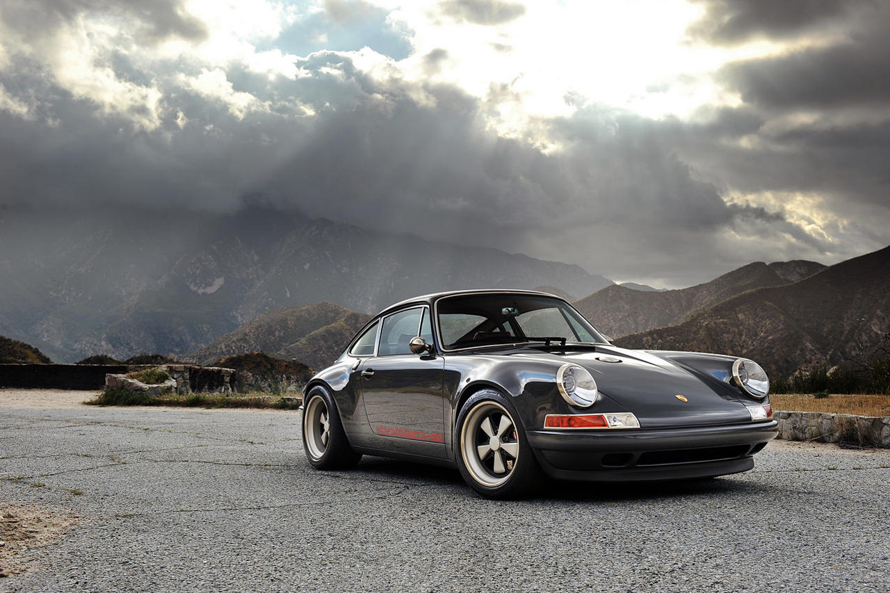 "Porsche 911 ""Indonesia"" By Singer Design"