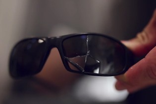 Process: Testing Oakley Lenses at 102 MPH