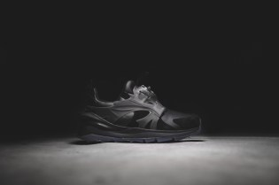 "PUMA Disc Swift Tech & Blaze Swift Tech ""Triple Black"""