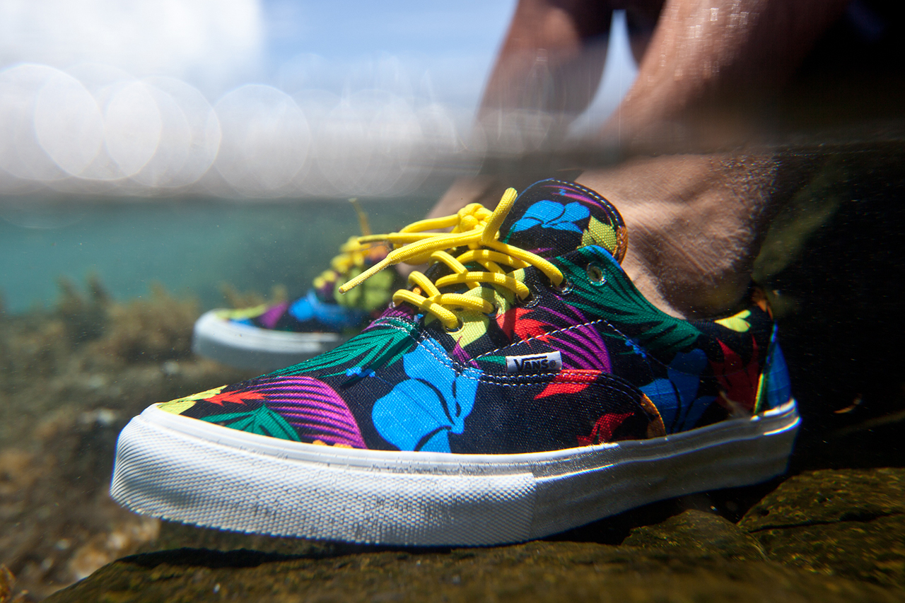 "FITTED Hawaii x Blue Hawaii Surf x Vans ""Waiʻaleʻale"" Era Pro"