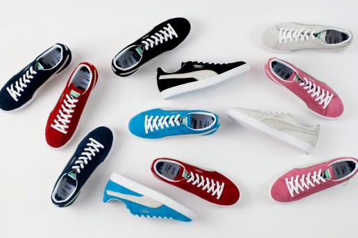 PUMA Suede Collection for Ron Herman Japan's 5th Anniversary