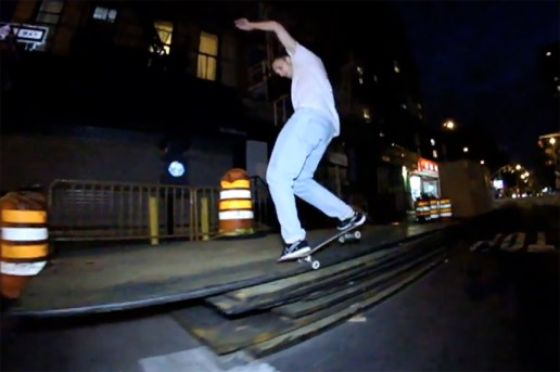 "Quartersnacks x Nike SB ""Afters"" Video"