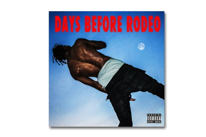 Travi$ Scott 'Days Before Rodeo' Free Album