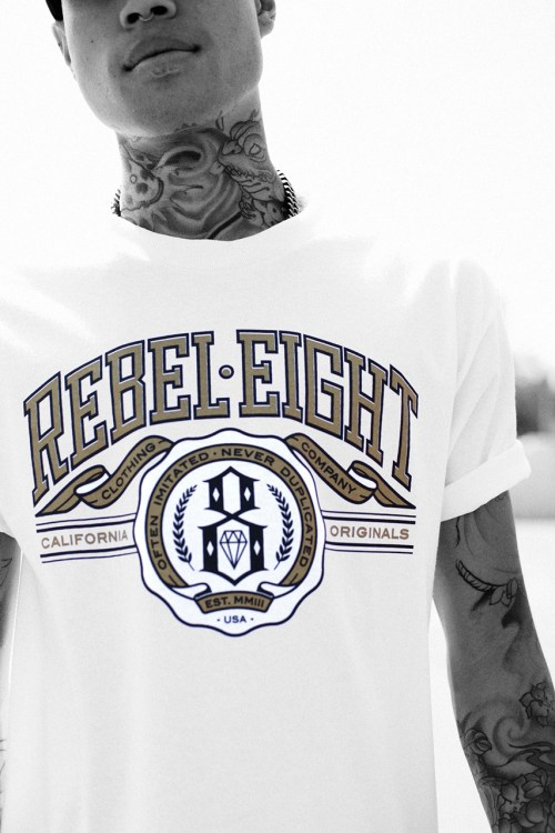 REBEL8 2014 Fall Delivery 1 Lookbook