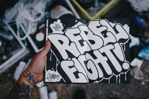 REBEL8 Giant Blackbook