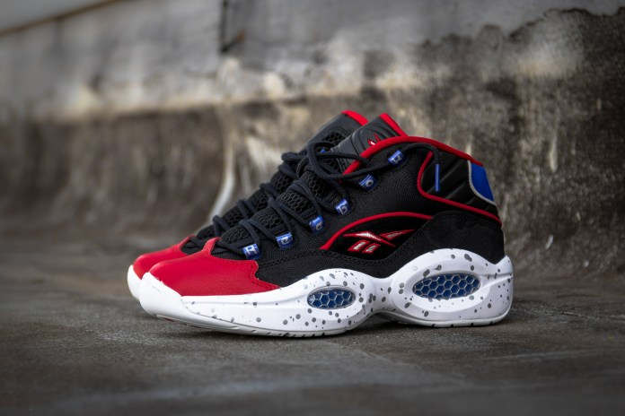 "Reebok Question Mid ""First Ballot"""