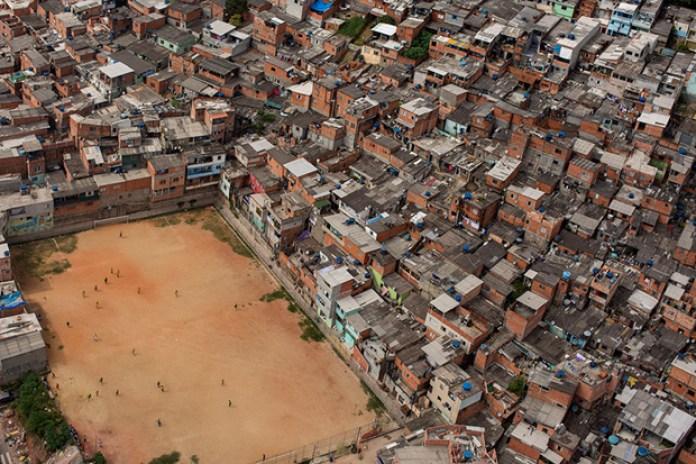 Renato Stockler Captures Brazil's Soccer Spirit