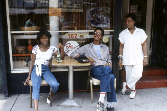 Rewinding Back to 1984 in NYC's East Village by Daniel Root