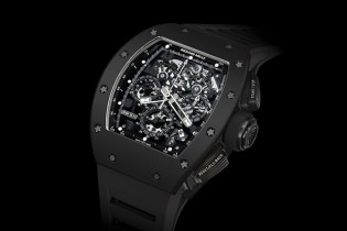 "Richard Mille RM 011 Automatic Flyback Chronograph ""Black Phantom"""