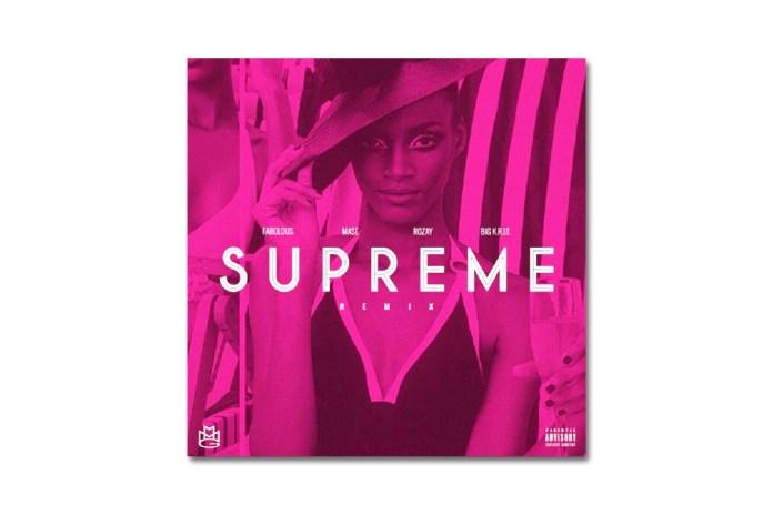 Rick Ross featuring Big K.R.I.T., Ma$e & Fabolous - Supreme (Remix)