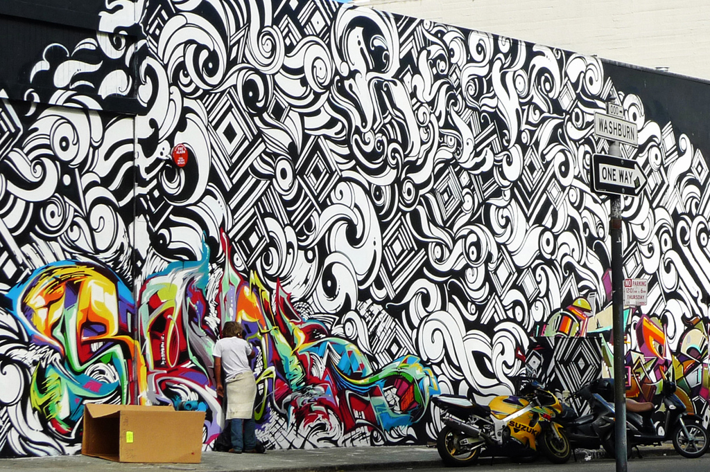 UPDATE: Artists Revok, Reyes and Steel are Suing Roberto Cavalli for Copyright Infringement