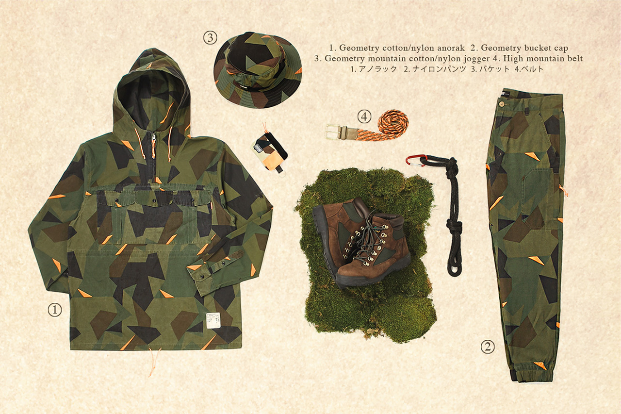 rocksmith brings the mountains to the city with its 1st fall 2014 delivery