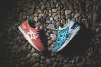"Ronnie Fieg x ASICS Gel Lyte V ""Rose Gold"" & ""Sage"""