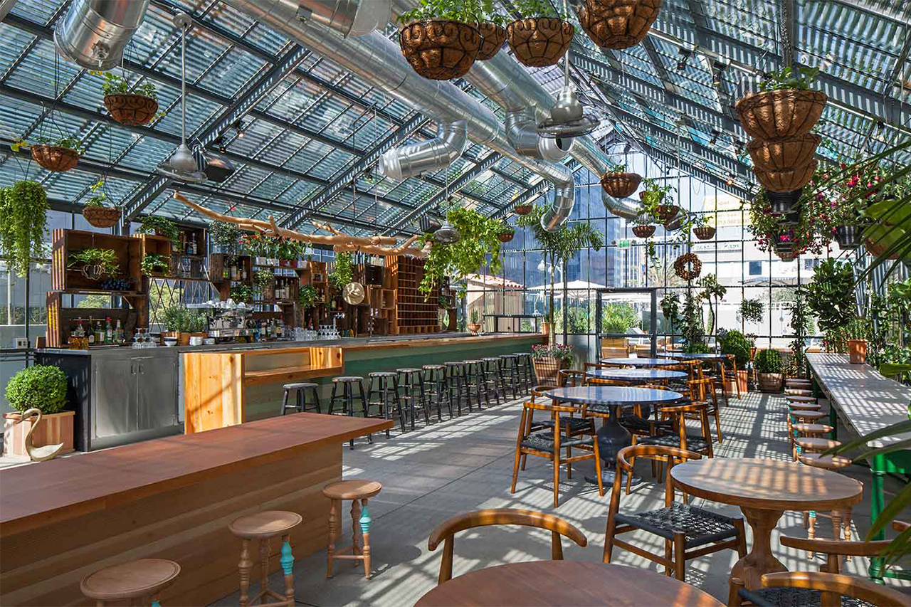 Roy Choi's Commissary at The Line Hotel