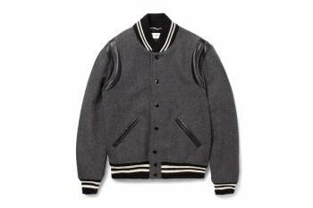 Saint Laurent 2014 Fall/Winter Varsity Jacket