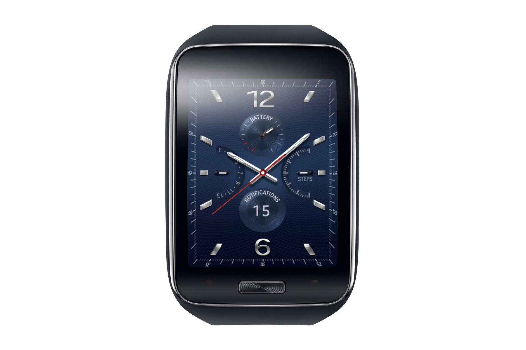 Samsung Unveils the Gear S