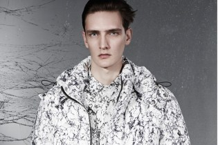 Sandro Homme 2014 Fall/Winter Lookbook