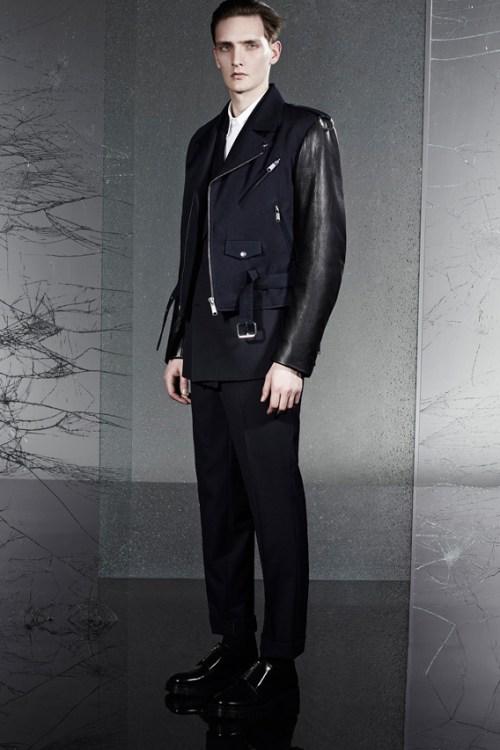 Sandro Homme 2014 Fall/Winter Lookbook