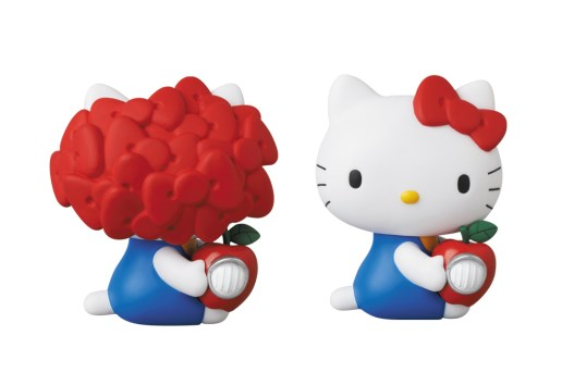 Sanrio x UNDERCOVER x Medicom Toy Hello Kitty GILAPPLE