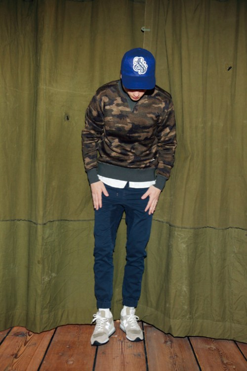 Silas 2014 Fall/Winter Collection