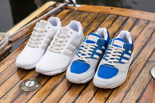 "Sneakersnstuff x adidas Originals 2014 Summer ""Archipelago"" Pack"