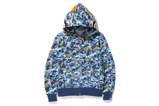 SpongeBob SquarePants x A Bathing Ape 2014 Capsule Collection