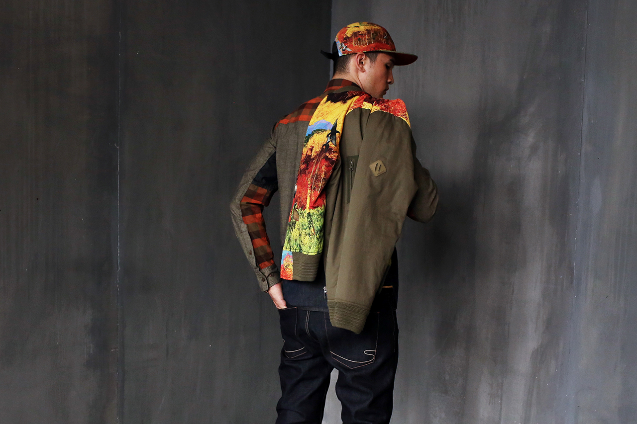 staple 2014 fall flight theory lookbook