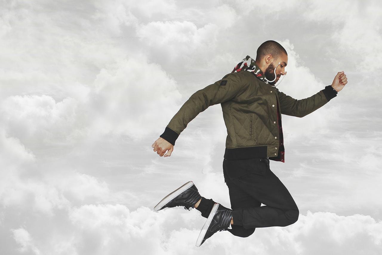 "Staple 2014 Fall ""Flight Theory"" Lookbook"